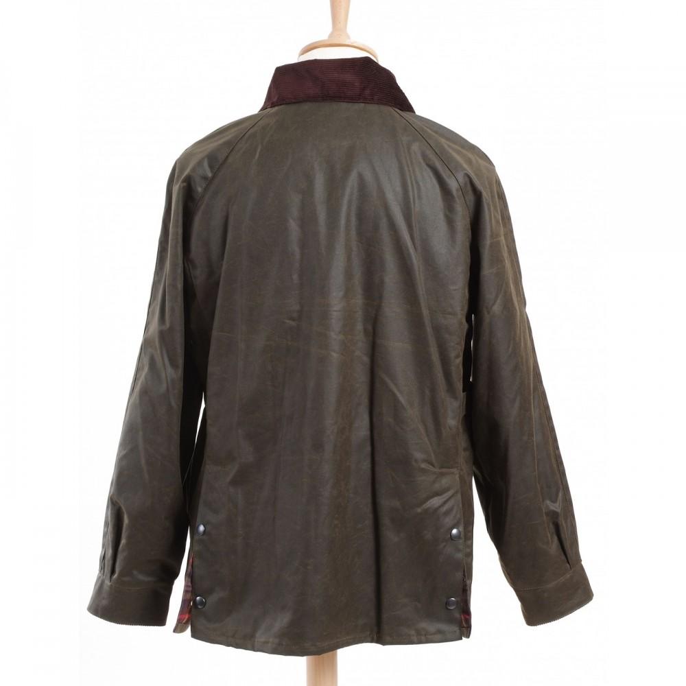 Manteau en tweed(vue générale du vêtement)